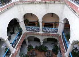 santa isabel hotel Havana